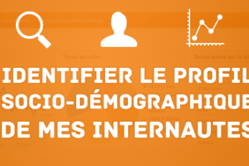 Google analytics profil internaute