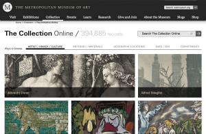 MET musée numérique